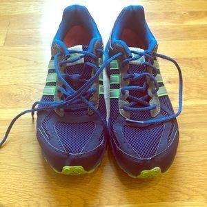 adidas Run smart blue sneakers size 11